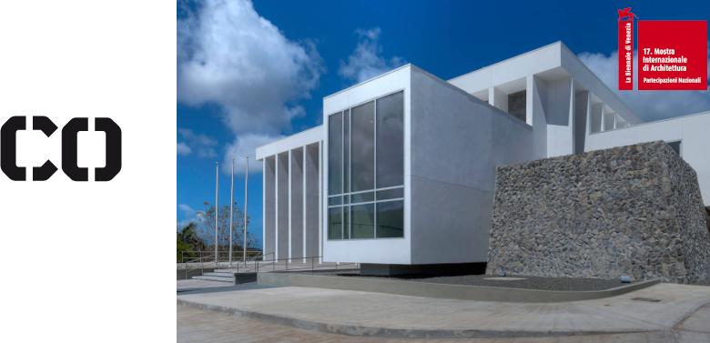 COethos. Grenada National Pavilion, Venice 17th Architecture Biennial